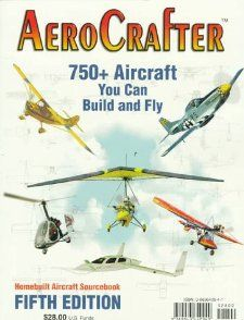 Aerocrafter 750+ Aircraft You Can Build and Fly