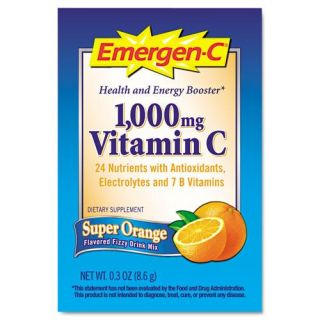 Emergen C Immune Defense Super Orange Mix