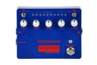 Empress Effects Compressor Pedal Musical Instruments