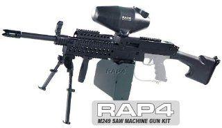 M249 SAW Machine Gun Kit for Tippmann A 5 (Marker NOT