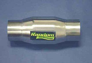 Random Technology 141 30000 Hi Flow Metallic Catalytic Converter (weld