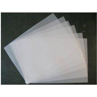 50 Bögen / Blatt DIN A4 Transparentpapier (ca.95 100 g/m²)