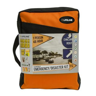 Lifeline 1 Person 48 Hour Essential Emergency Disaster Kit