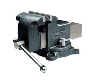 Wilton Model WS8 Jaw Width 8 Inch Throat Depth 4 Inch Shop Vise