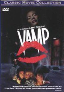 Vamp Grace Jones, Chris Makepeace, Sandy Baron, Jonathan