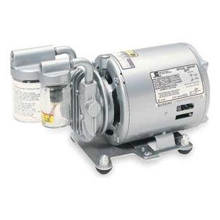 Gast 0211 143 G8CX Pump, Vacuum, 1/6 HP