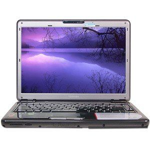 250 GB hard drive, 14.1 LCD+Web Cam, DVD±RW DL Labelflash, ATI