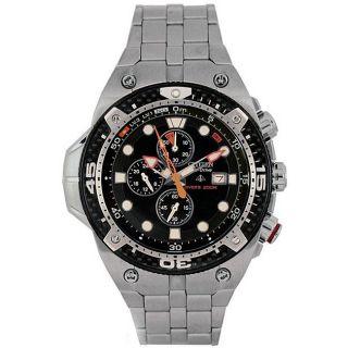 Citizen Mens Eco drive Promaster Carbon Black Dial Watch