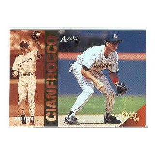 1994 Select #138 Archi Cianfrocco Collectibles