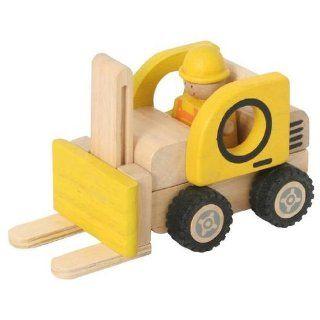 Toy Baustellenfahrzeug Stapler 19 Monate Holz 3061
