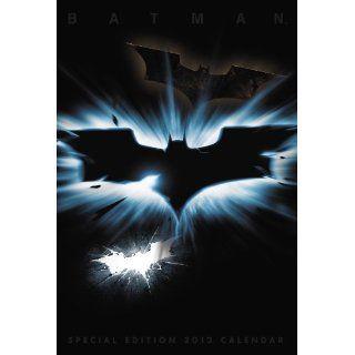 Batman 2013 Calendar: MeadWestVaco Corporation: Englische