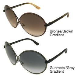 Tom Ford TF0159 Beatrix Womens Round Sunglasses