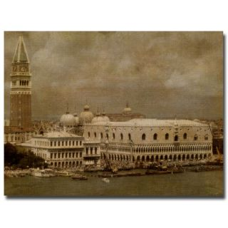 Lois Bryan Bellissima Venezia Canvas Art