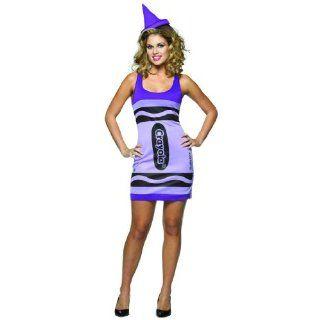 Crayola zeichnet Tank Dress   Adult Female Kostüm: