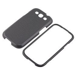 Carbon Fiber Snap on Case for Samsung Galaxy S III/ S3 i9300