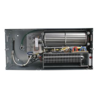 Dayton 3UG16 Commercial Electric Wall Heater, 120, Wht