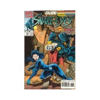 Eyes and Ninja Force (G.I. Joe, 138): Marvel Comics: Books