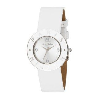 Paris Hilton Womens 138.5092.60 Logo White Dial Watch Watches