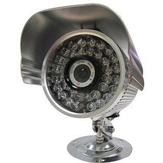 CCTV Gun CCD 165 foot Outdoor/ Indoor Night Vision LED Camera
