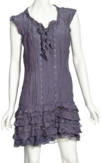 edc by ESPRIT Lace Dress H40265 Damen Bekleidung
