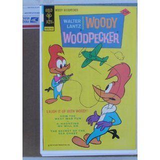 Woody Woodpecker Goldkey Comic Book #143