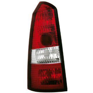 Dectane RF02 Rückleuchten Ford Focus Turnier 99 05 red/crystal
