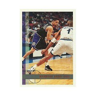 1997 98 Topps #143 Mahmoud Abdul Rauf: Collectibles