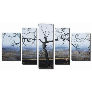 Sweet Nightmares Hand Painted 5 piece Art Set