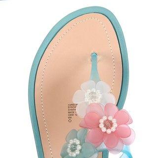 Nine West Womens Nelia Blue Sandal