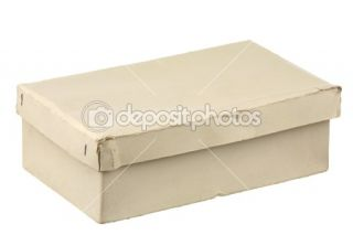 Old cardboard box  Stock Photo © Igor Vesninov #1428532