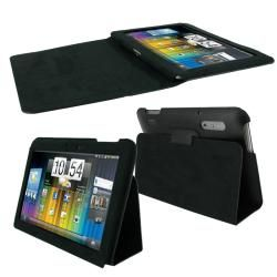 rooCASE HTC Jetstream 10.1 Inch Tablet Ultra Slim Leather Case Cover