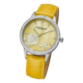 Stuhrling Original Womens Verona Del Mar Swiss Quartz Watch