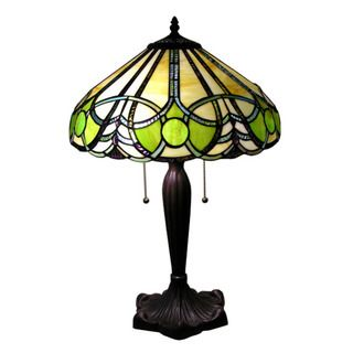 Warehouse of Tiffany Style Regal Table Lamp