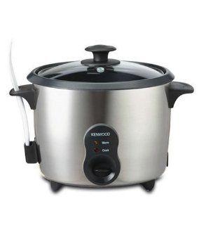 Kenwood RC 417 Reiskocher, Kombigerät für Reiskochen und Dampfgaren