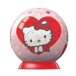Ravensburger 09509   Hello Kitty   60 Teile puzzleball®