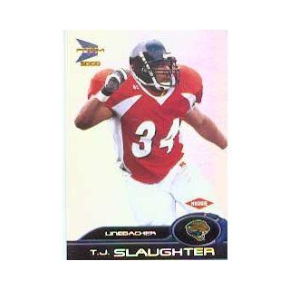 Pacific Prism Prospects #144 T.J. Slaughter RC /1000 Collectibles