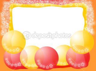 Christmas Festive Frame  Stock Photo © Skovoroda #1430014