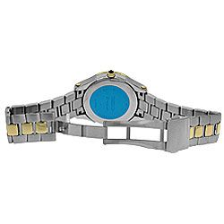 Seiko Womens Premier Two tone Steel Diamond Watch