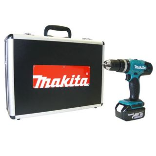 PERCEUSE   VISSEUSE MAKITA Perceuse visseuse percussion 18V 3Ah Li ion