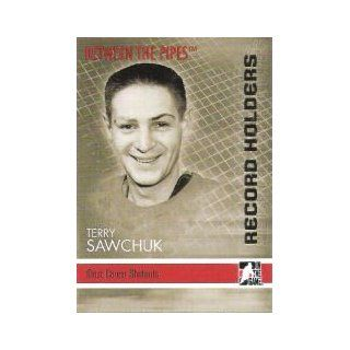 2006 07 Between The Pipes #144 Terry Sawchuk: Collectibles
