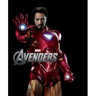 THE AVENGERS   IRON MAN   US MOVIE FILM WALL POSTER   30CM X 43CM