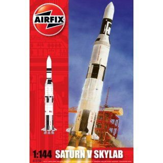 Airfix A11150 Saturn V Skylab 1144 Scale Space Exploration Series 11
