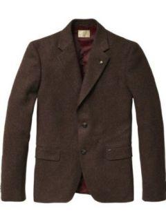 Scotch & Soda Herren Sakko 12040830013 Tweed blazer
