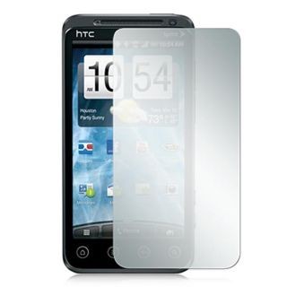 Luxmo Mirror Screen Protector for HTC EVO 3D