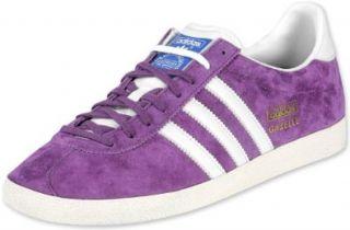 Adidas Gazelle OG Purple Royal White Chalk: Schuhe