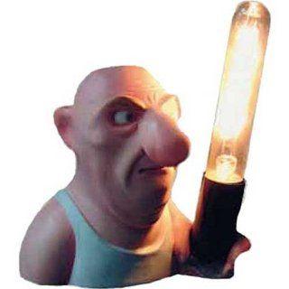 Sigi Heimleuchter   die witzige Tischlampe als Leuchte von Michael
