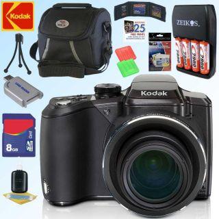 Kodak EasyShare Z981 14MP Digital Camera with 8GB Kit