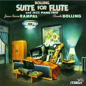 Bolling Suite for Flute and Jazz Piano Trio Claude