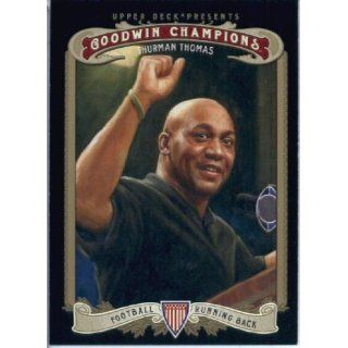 (Trading Card) 2012 Upper Deck Goodwin Champions #141 Collectibles