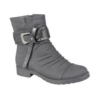 Refresh by Beston Womens Wynne 02 Combat Boots